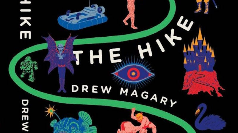 Illustration for article titled Drew Magary's Fantasy Novel The Hike Has Been Optioned for TV