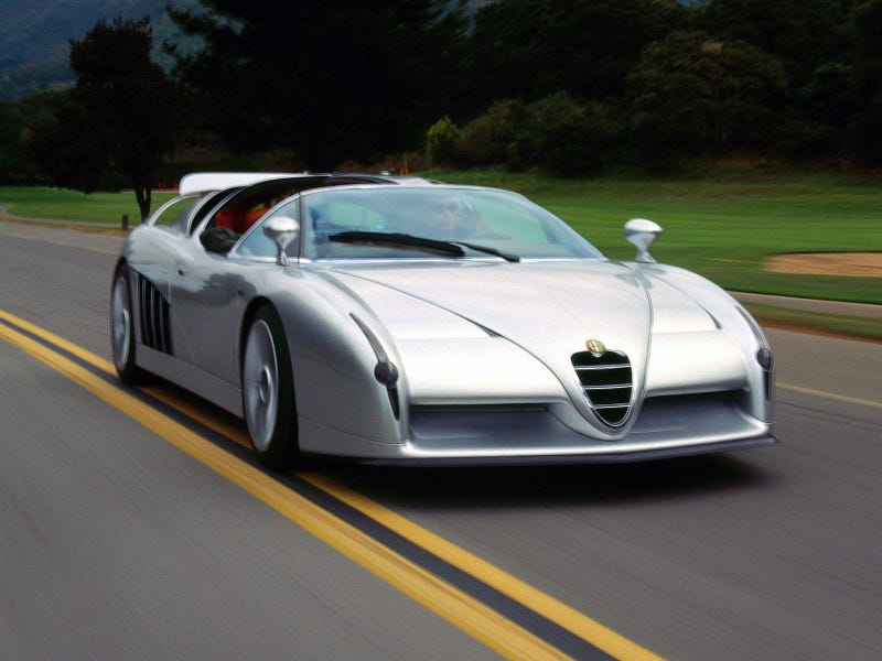 Illustration for article titled Alfa Romeo Scighera