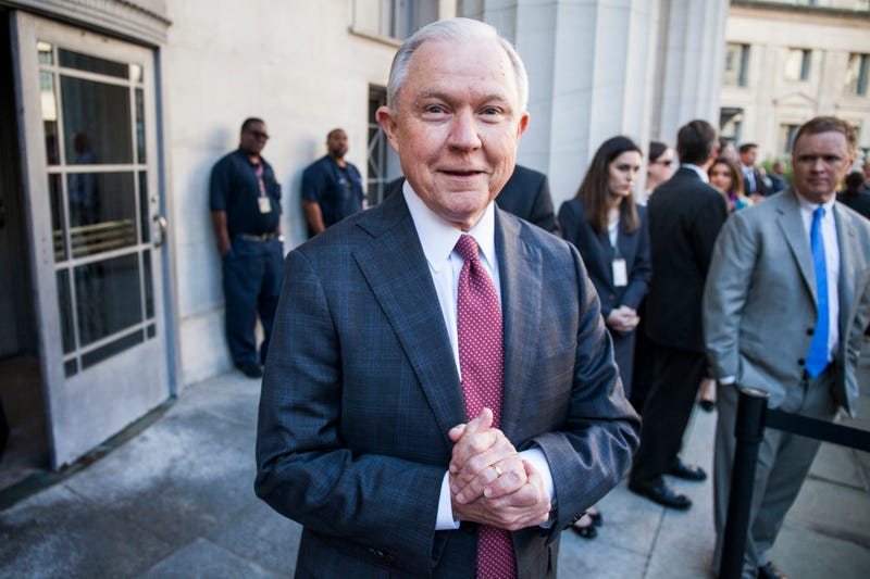 Attorney General Jeff Sessions (Zach Gibson/Getty Images)