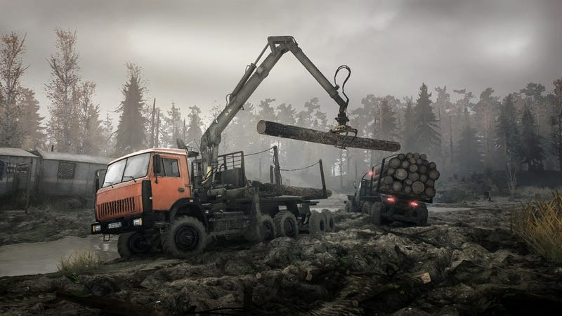 Illustration for article titled It's October 2017, And Spintires Is Back On Steam's Best-Sellers