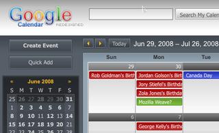 Illustration for article titled Google Calendar Redesigned Facelifts GCal
