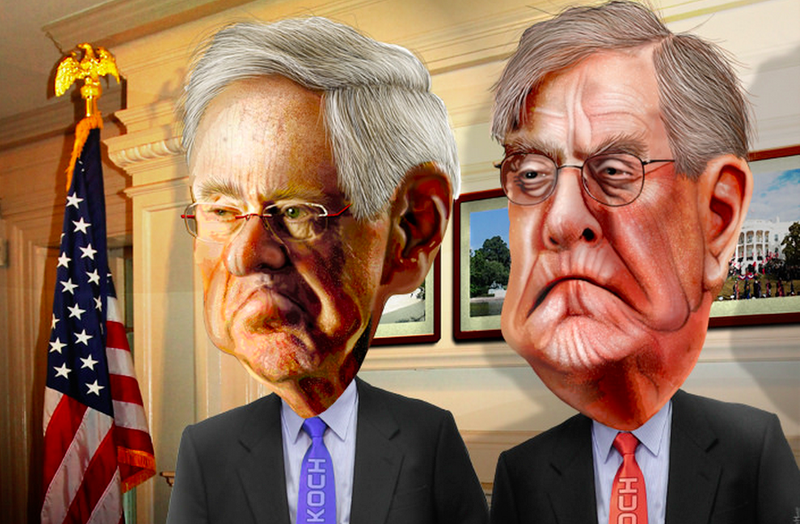 Illustration for article titled Koch Brothers To Spend Millions Spewing Anti-Electric Vehicle Propaganda: Report