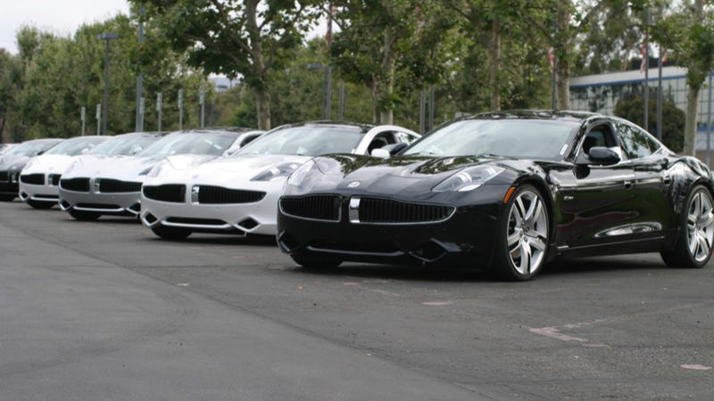 Illustration for article titled Fisker Finally Finds A Home After Drawn Out Auction Process