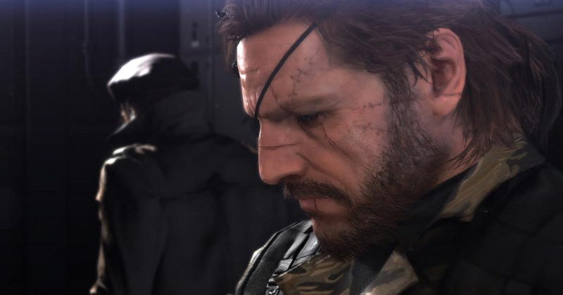 Illustration for article titled Konami Needs Lots of Money for the Next Metal Gear Solid [Update]