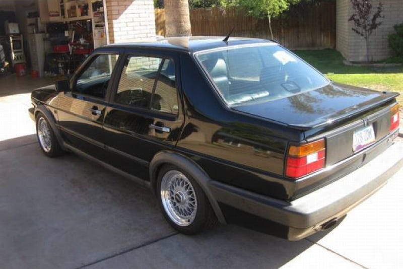 Illustration for article titled For $7,000, This Jetta's A Syncro, Yo!