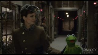Illustration for article titled Muppets Most Wanted trailer is just so damn charming