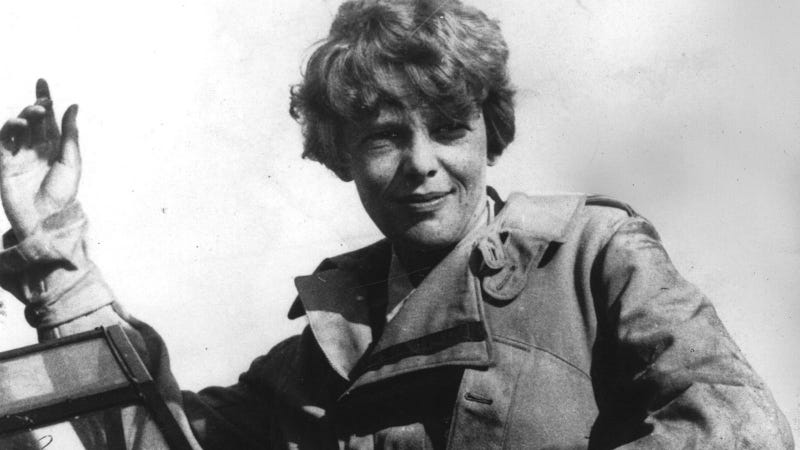 Amelia Earhart biographer doubts she was captured by the Japanese