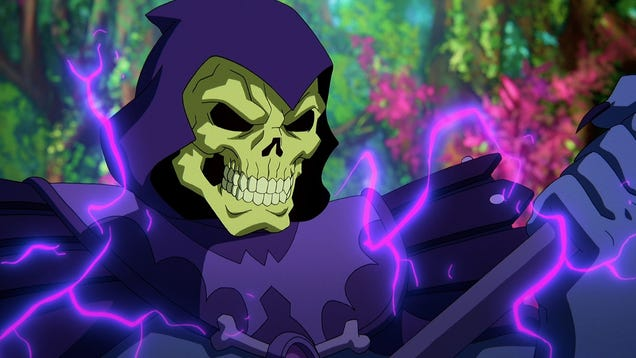 Mark Hamill Discusses His Role in Masters of the Universe: Revelations