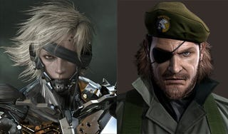 Illustration for article titled Kojima: Metal Gear Solid Rising, Peace Walker Teams Not So Friendly