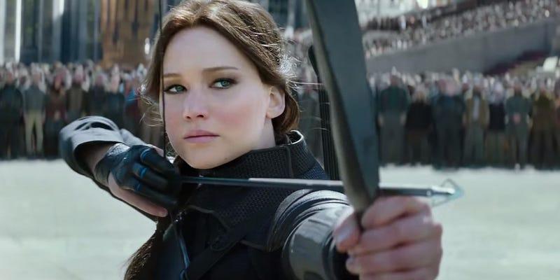 Illustration for article titled Mockingjay no es el final: planean hacer más películas de The Hunger Games