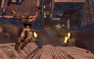 Illustration for article titled Bionic Commando, Dark Void Last Straws For Capcom
