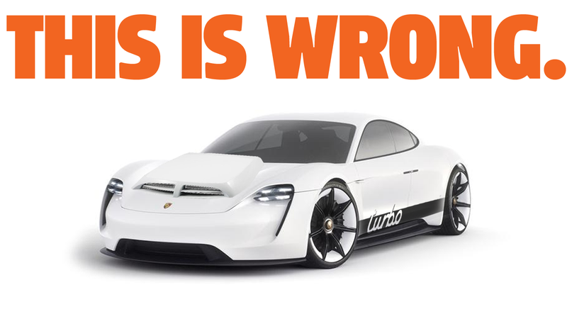 "Illustration for article titled Porsche Wants To Destroy The Word ""Turbo"" And I'm Not Fucking Okay With That"