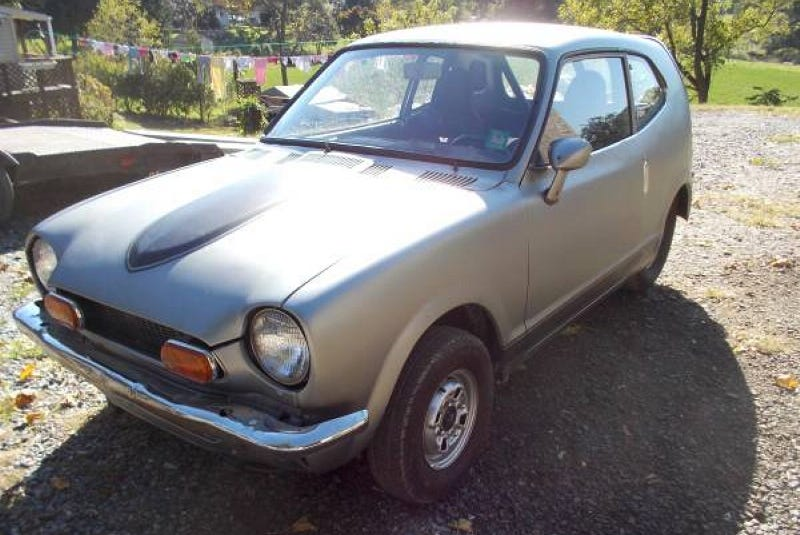 For $2,900, This 1972 Honda Z600 Is Kinda' A Drag