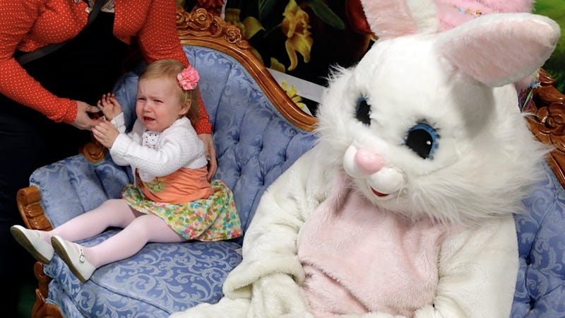 Illustration for article titled The Easter Bunny's Reign of Terror Continues Unabated