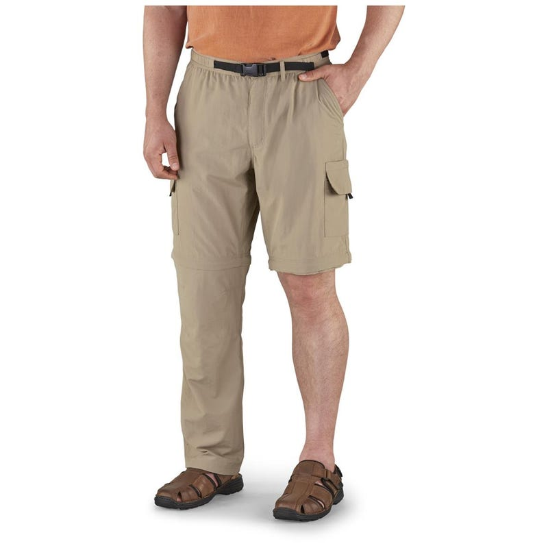 Illustration for article titled Monday Morning Hot Taek - Cargo Pants With Zip-Off Legs Are Teh Best Pants