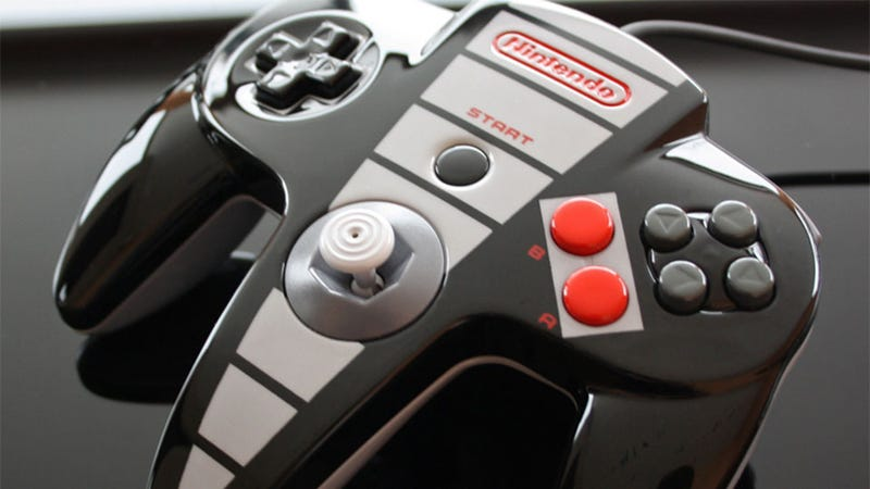 Illustration for article titled I Never Thought I'd See An N64 Controller As Beautiful As This One