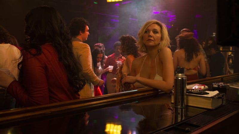 Maggie Gyllenhaal in HBO's The Deuce