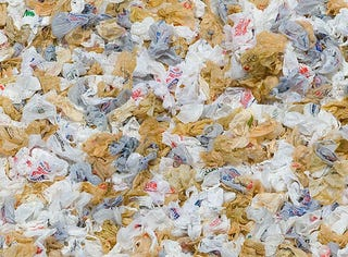Illustration for article titled Bioplastics: Environmentally Unfriendly, Contributing To The Food Crisis