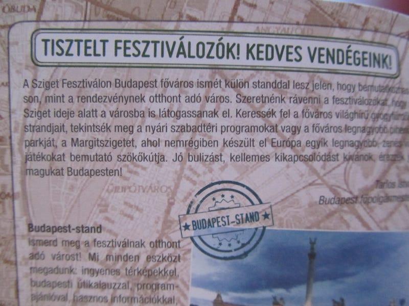 Illustration for article titled Tarlós István jó bulizást kíván!