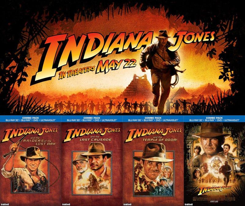 Illustration for article titled Indiana Jones Quadrilogy Dvdrip Download