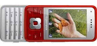 Illustration for article titled Sony Ericsson C903 Cybershot Phone Comes Complete With Geotagging, Flickr