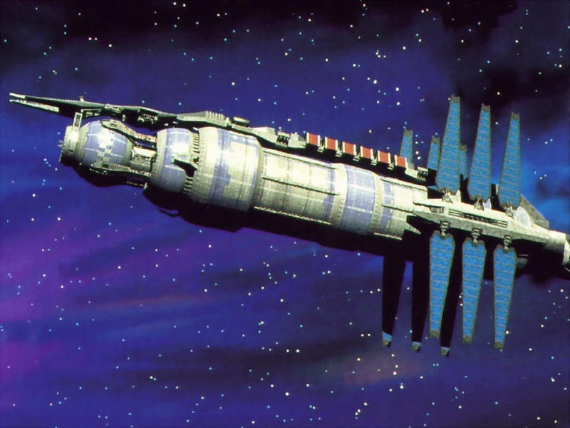 Illustration for article titled Babylon 5's J. Michael Stracynski explains why most TV scifi is awful