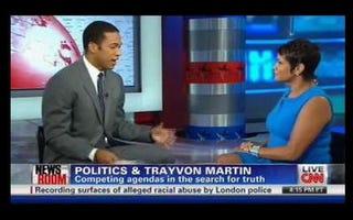 Don Lemon and Goldie Taylor (CNN)