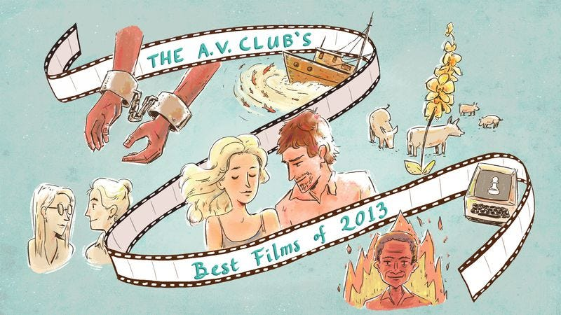 Illustration for article titled The best films of 2013