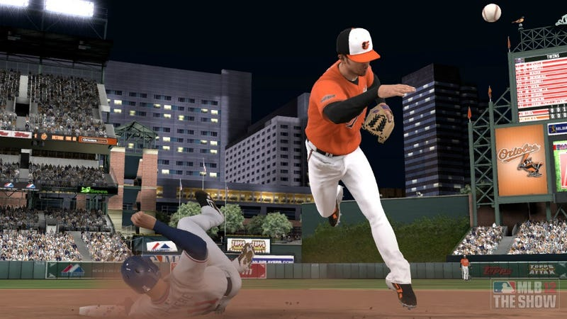 Illustration for article titled How Old Can a Guy Be Before MLB The Show Finally Throws Him Out?