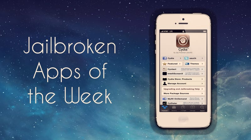 Illustration for article titled Jailbroken Apps of the Week