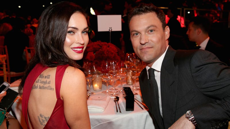Illustration for article titled Sexy Couple Megan Fox and Brian Austin Green Have Sexily Broken Up