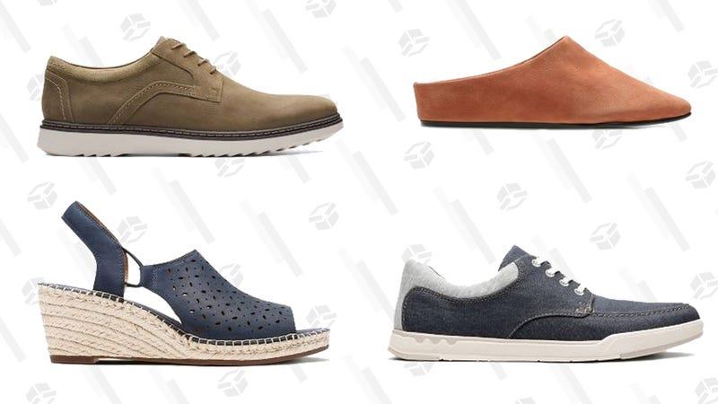 20% Off Select Spring Styles for Men, Women, Kids | Clarks | Promo code APRIL