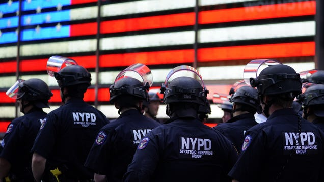 NYPD Announces How It Plans to Spy On You This Year
