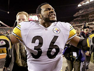 Illustration for article titled Super Bowl Only Circumstance Under Which Jerome Bettis Willing To Return To Detroit