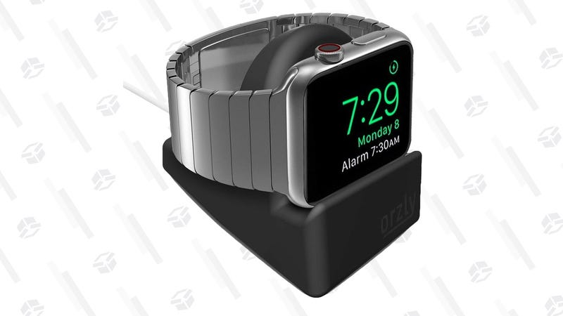 Orzly Apple Watch Dock | $4 | Amazon