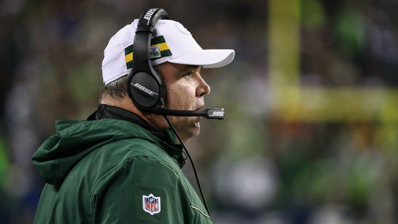 Illustration for article titled How Much Longer Does Mike McCarthy Have Left?