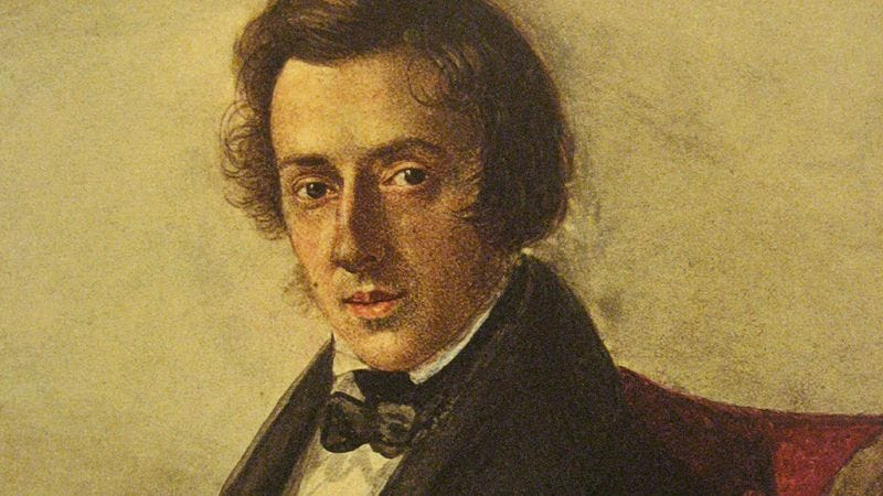 Illustration for article titled Get involved, Internet: Help Set Chopin Free record all of Frédéric Chopin's works for the public domain