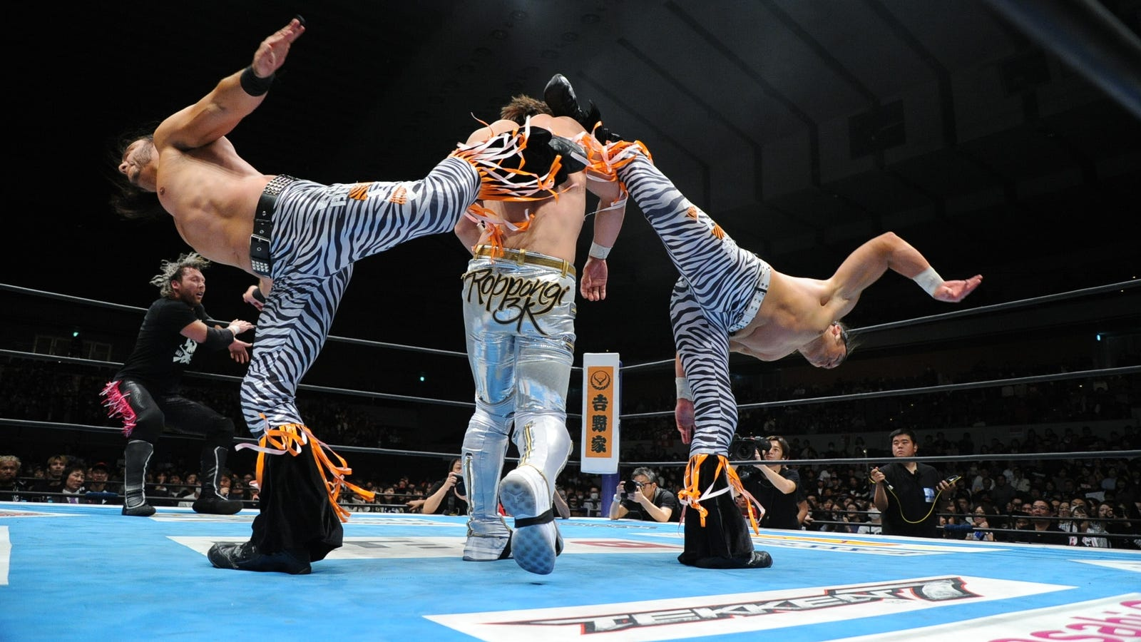 Show Wrestling