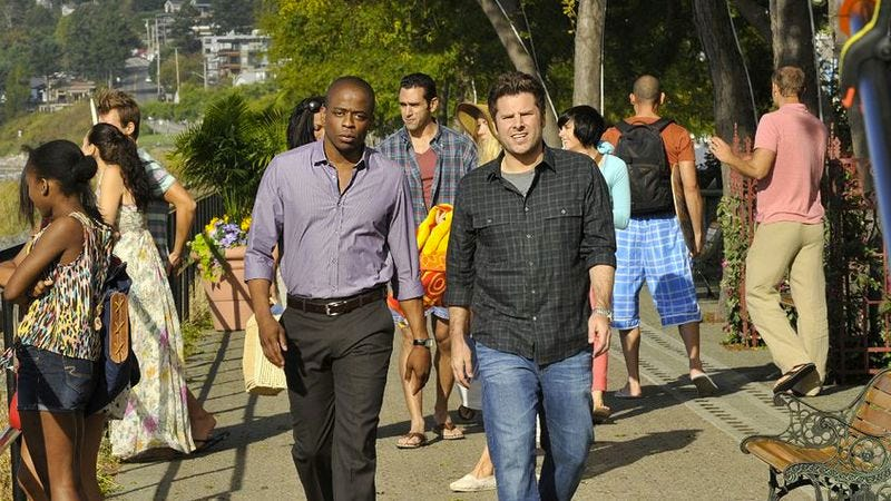 Illustration for article titled USA cancels Psych after eight seasons