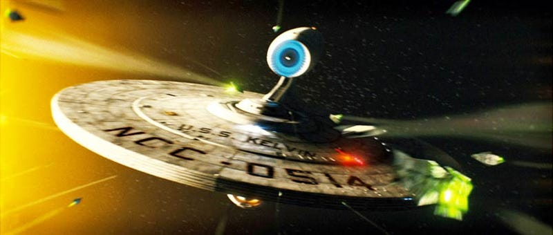 Illustration for article titled Is the New Star Trek Film Scientifically Sound?