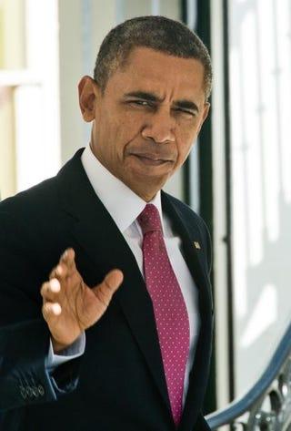 President Barack ObamaNICHOLAS KAMM/AFP/Getty Images