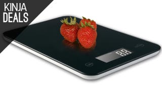 Illustration for article titled This Gorgeous Kitchen Scale is Only $17 Right Now