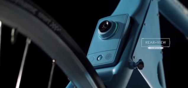 Samsung también tiene una bicicleta, y se controla con el móvil