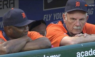 Illustration for article titled Jim Leyland Is Finally Wearing A Fresh Pair Of Underwear