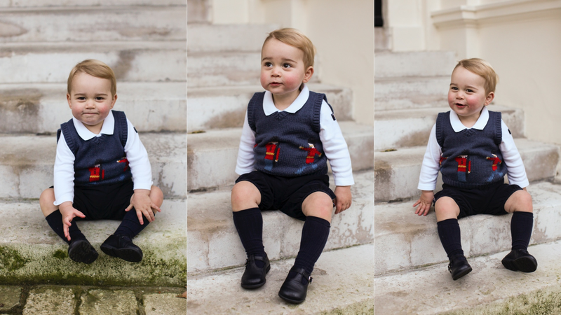 Illustration for article titled Check Out These Brand New Official Photos of Wee Prince George