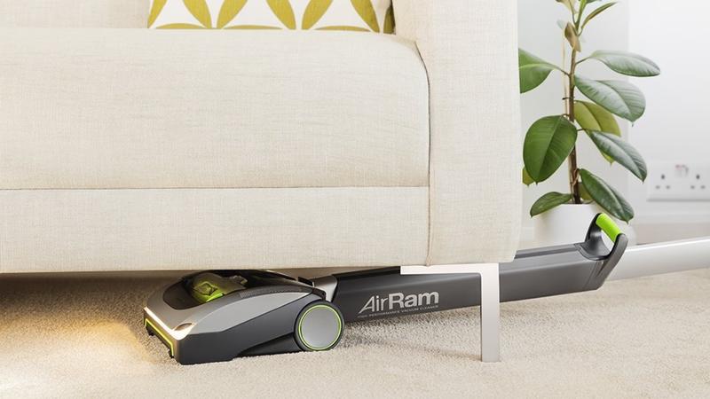 Aspiradora sin cables Bissell AirRam | $160 | Amazon