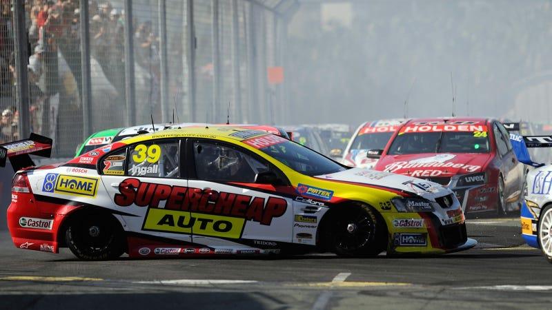 Illustration for article titled Weekend Motorsports Roundup: Dec. 1-2, 2012