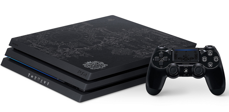 PlayStation 4 Edición Kingdom Hearts 3.