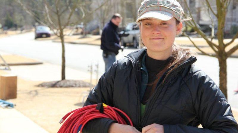 Sarah Jones, courtesy of A.M.P.A.S.