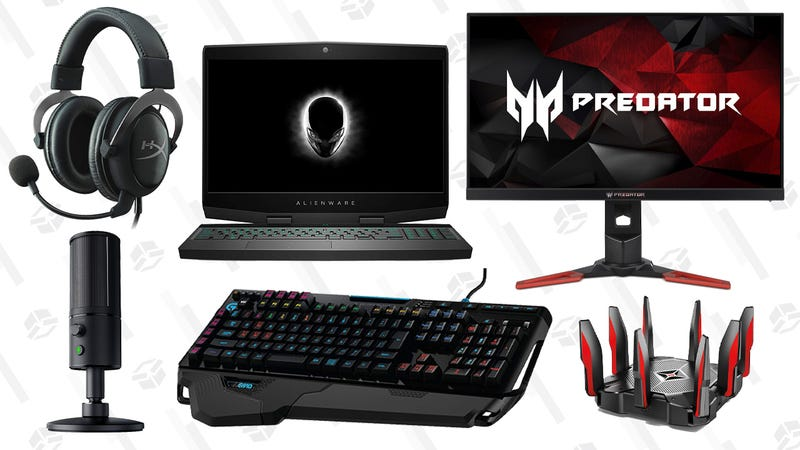 PC Gaming Laptops, Desktops, Components, and Accessories Gold Box   Amazon
